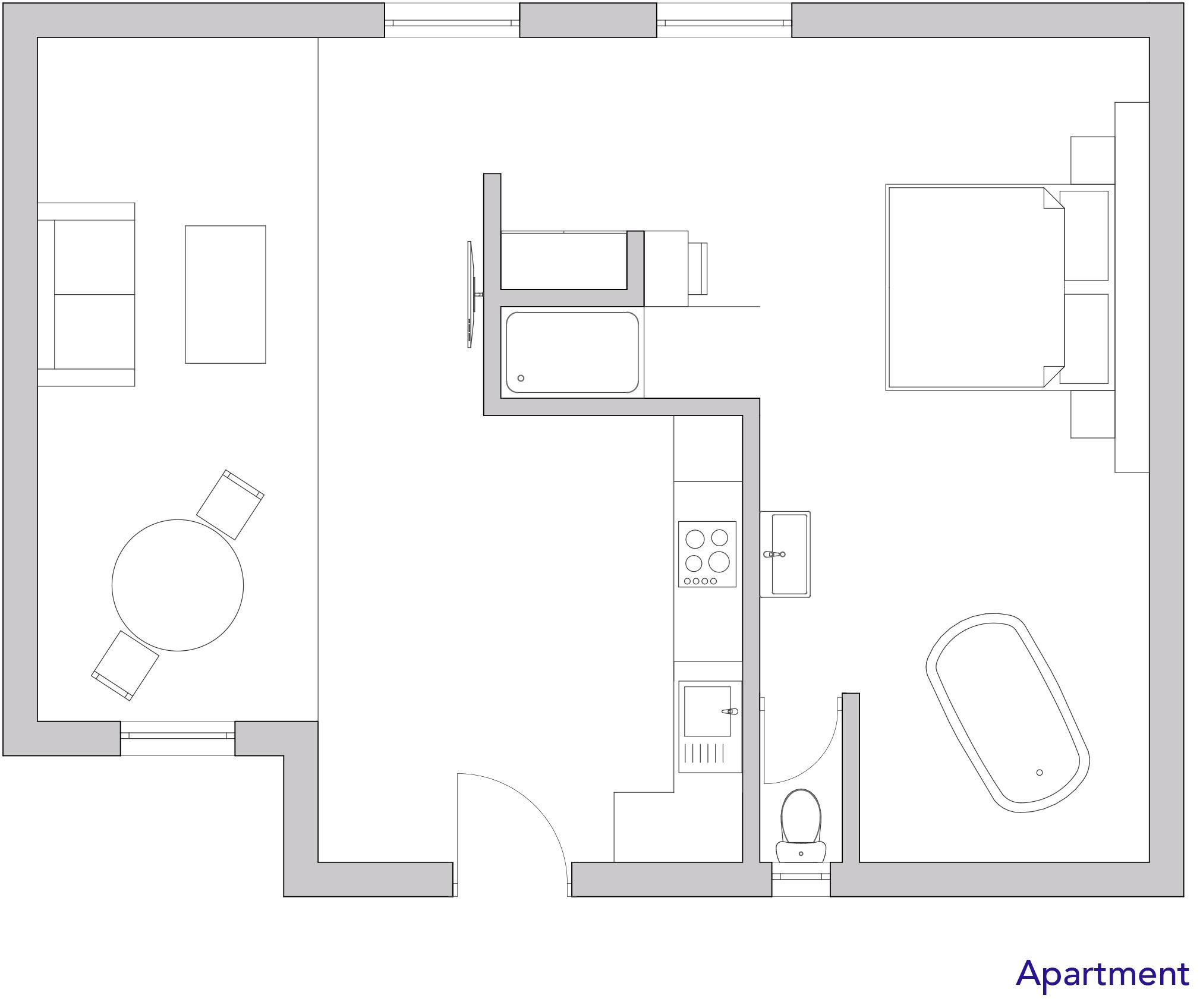 Apartment Debbie